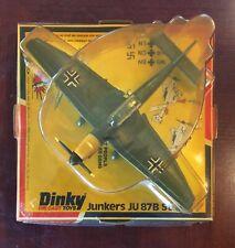 Dinky Diecast Airplane Ww2 Stuka Junkers Ju87