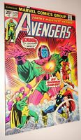 AVENGERS #129 KANG  9.0/9.2 WHITE PAGES  1974