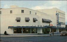 Stoneham MA Main St. Barbo's Inc Postcard