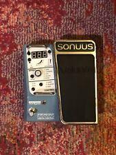 More details for sonuus voluum volume pedal