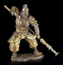 Chinesische Krieger Figur - Zhang Fei - Asiatischer Kämpfer Samurai Soldat Deko