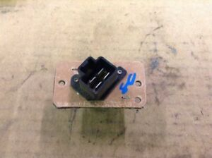 00 01 02 03 04 05 FORD EXCURSION REAR BLOWER RESISTOR