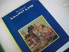 The Cottages of Lilliput Lane Book 1991 First Edition, First Printing, Hardback