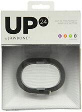 UP 24 Jawbone Activity Tracker Wristband Onyx LARGE SZ  USA UP24 *READ*