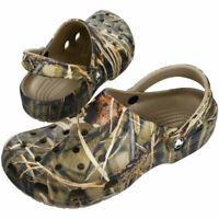 CROCS Classic Realtree Camouflage Clogs Sandals Shoes vegan