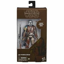 "Star Wars Black Series 6"" The Mandalorian Carbonized Target Exclusive Unopened"