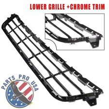 NEW Lower Grille w/ Chrome Trim fit Ford Fusion 2013-2016 DS7Z17K945AB FO1036148