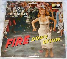FIRE DOWN BELOW (Ken Jones) rare original mono lp (1957)