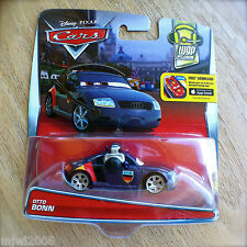 Disney PIXAR Cars OTTO BONN diecast WGP PIT CREW theme 4/9 Chief for Max Schnell