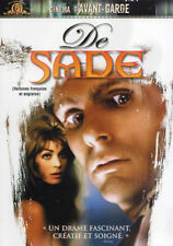 De Sade (1969) New Dvd Free Shipping