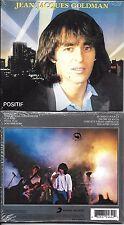 CD DIGIPACK 9 TITRES JEAN JACQUES GOLDMAN POSITIF DE 2013 NEUF SCELLE