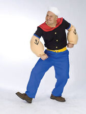 Fun World 102725pfw Mens Plus Size Popeye Costume