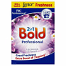 Bold 2in1 Professional Lavender & Camomile Powder With Lenor 7.150kg 110 Washes