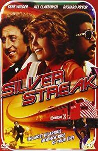 SILVER STREAK DVD [UK] NEW DVD