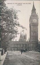 Westminster palace (parliament); Big ben