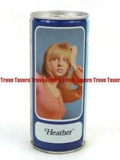 1970s Scotland Tennent's Lager Heather Pink Sweater 440mL girl set can