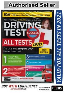 Driving Theory Test Success Dvd And Hazard Perception. For Mac, Ps3/4,Xbox*Atdvd