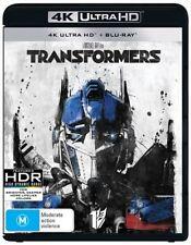 Transformers - 4K Ultra HD