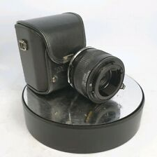 Tamron Adaptall 2x SP Teleconverter Lens Converter & Original Case #872