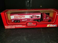 RACING CHAMPIONS CHEVROLET DENTYNE RACING TEAM  TRANSPORTER, HO SCALE, NEW IN...