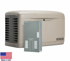 STANDBY GENERATOR - 20 kW - NG & LP - 120/240V - with 100 Amp Transfer Switch