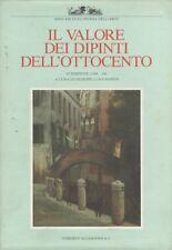 Il valore dei dipinti dell'Ottocento italiano: l'analisi critica storica ed econ