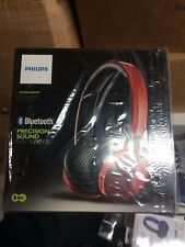 BRAND NEW SEALED Philips SHB9100RD/28 Bluetooth Stereo Headset, Red