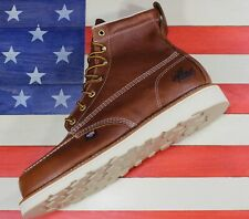 """Thorogood 6"""" American Heritage Non-Safety Soft Toe Work Boot [814-4200] USA Made"""