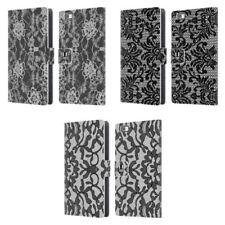 custodie portafogli neri modello Per Huawei P8 lite per cellulari e palmari