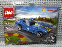 Polybag LEGO Shell V-Power 40192 - 250 GTO Ferrari - 2014 Neuf New Sealed