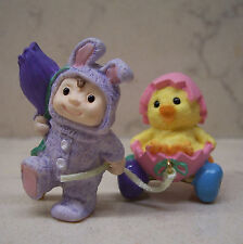 1997 Hallmark Merry Miniature Easter Parade