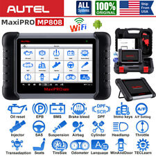 Autel MP808 OBD2 Scanner All System Auto Diagnostic Tool ECM Key Coding as MS906