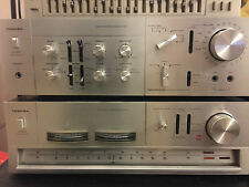 Toshiba SB-820 Stereo Integrated Amplifier (1977) 82W/ Channel