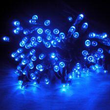 60-300 LED Solar Powered Fairy String Lights Garden Party Deco XMAS