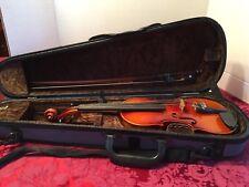 1/4 Hans Wagner Violin
