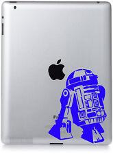 Star Wars R2D2 - 128mm Style Vinyl Sticker/ Blue/ Decal/ robots