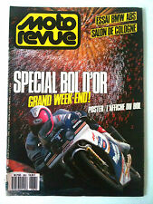MOTORCYCLE MAGAZINE n° 2863 du 09/1988; Special Bowl Gold+Sticker Paul