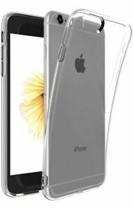 Custodia TPU Cover per Apple iPhone 6/6S in silicone  Trasparente Morbida