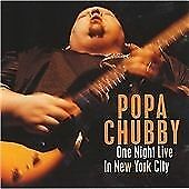 Popa Chubby - One Night Live in New York City (Live Recording, 2002)