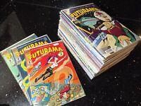 "!COMICS! ""Futurama Comics"" <> Dino/Panini <> 43 Bände <> Zustand 0/1"