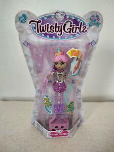 Twisty Girlz Glitzy Bitz Transforming Doll Bracelet Mystery Twisty Petz Series 1