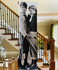 Authentic GIANT Abercrombie and Fitch Store Display Photography Poster / Picture