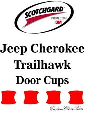 3M Scotchgard Paint Protection Film Clear 2019 2020 Jeep Cherokee Trailhawk