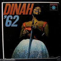 DINAH WASHINGTON-DINAH '62- A Classic Jazz Album-ROULETTE #R 25170-Mono