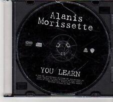 (FP403) Alanis Morissette, You Learn - 1996 CD