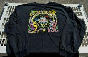 NCAA 2012 BCS Championship Game LSU Bama Logo T-Shirt Size XXL Long Sleeves