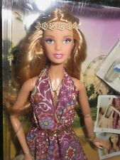 NRFB BARBIE ~ (N65) THE LOOK FESTIVAL ARTICULATED APHRODITE MODEL MUSE MIB DOLL