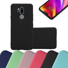 Silicone Case for LG G7 ThinQ Shock Proof Cover Candy TPU Bumper