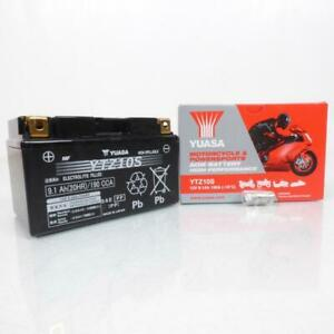 Batteria Yuasa Moto Mv Agusta 990 Brutale R 2010 Per 2012 YTZ10-S/12V 8Ah
