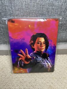 Life Is Strange True Colours STEELBOOK ONLY NEW - NO GAME Ps5 Xbox Steel Case